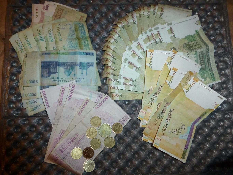 Milionár v Iráne