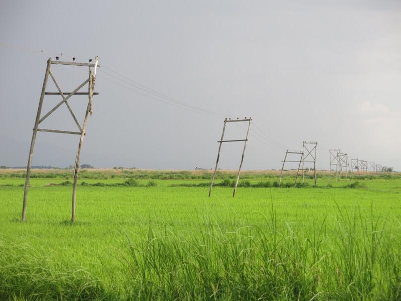 Elektrika v Barme