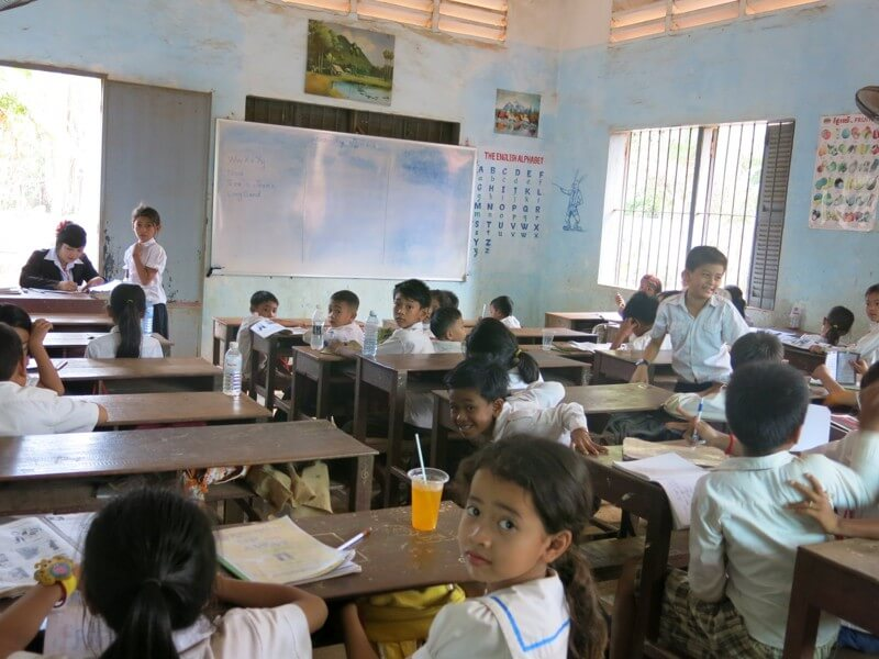 Skola v Skune