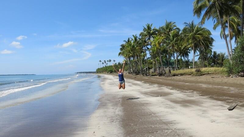 Radosť na Filipínach počas našej cesty okolo sveta stopom