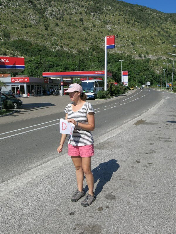 Stopujeme smer Dubrovník