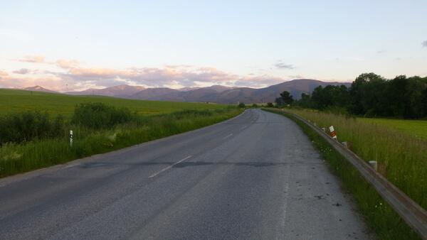 Už len pár km