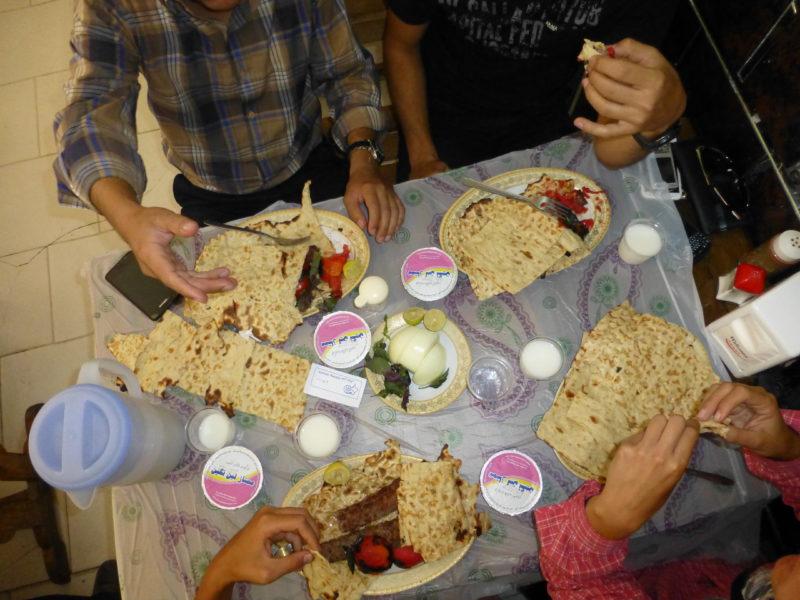 V Iráne s miestnymi