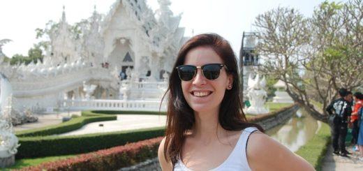 Gabka v Chiang Rai (Thajsko)