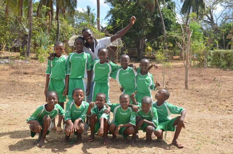 Futbalový turnaj pre deti