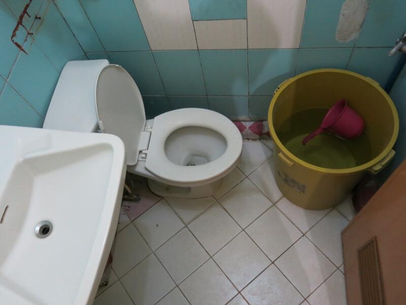 Európsky štýl a ázijská sprcha